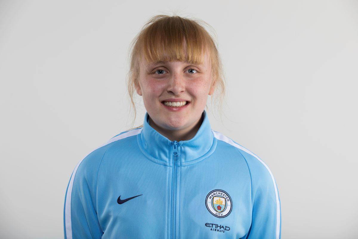 B;ackburn rovers' first summer signing, Emma Bradley