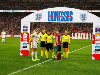 England v Germany coin toss