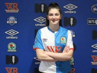 Blackburn Rovers new signing, Isobel Dean