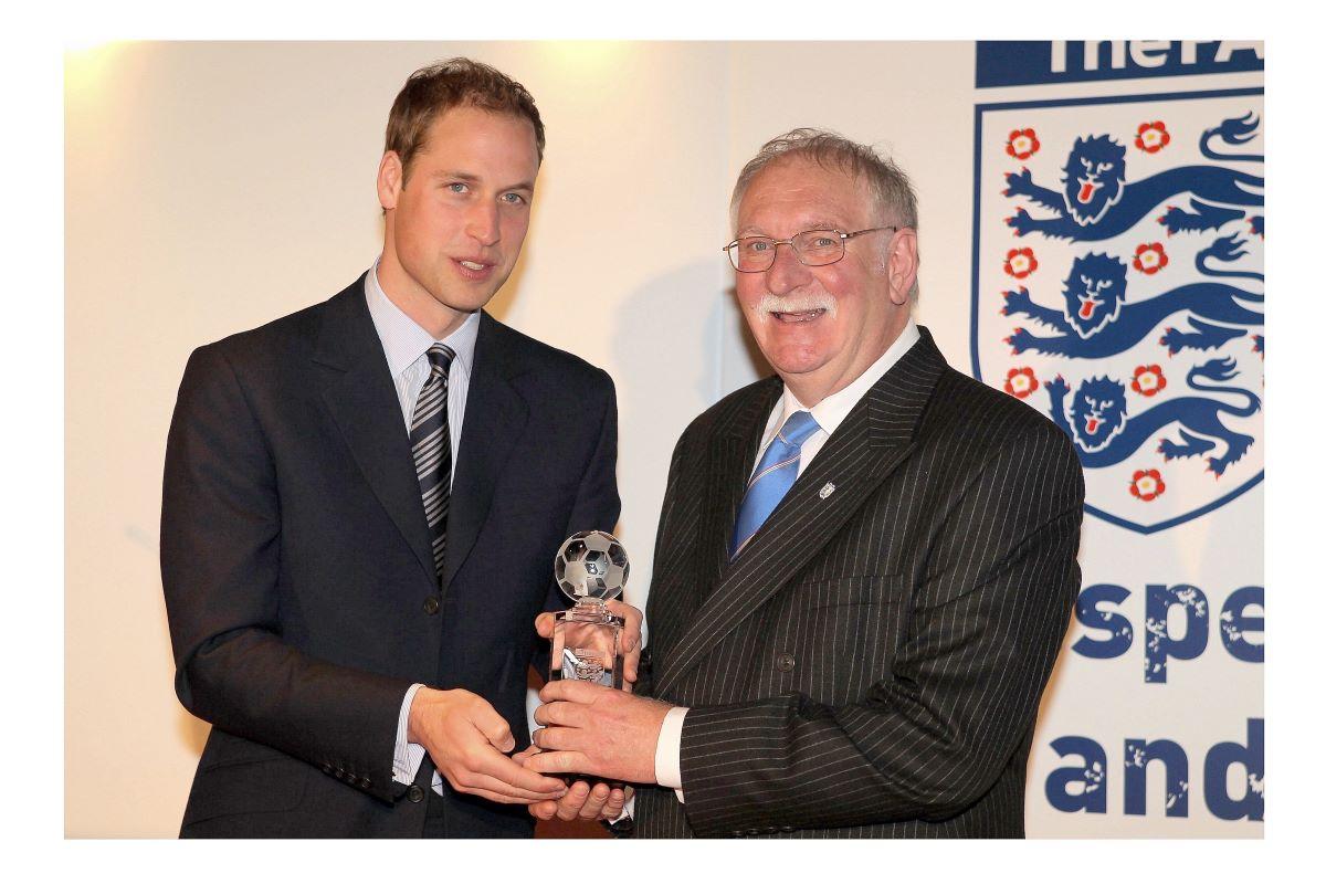Mike Edge - Lifetime Achievement Award Winner
