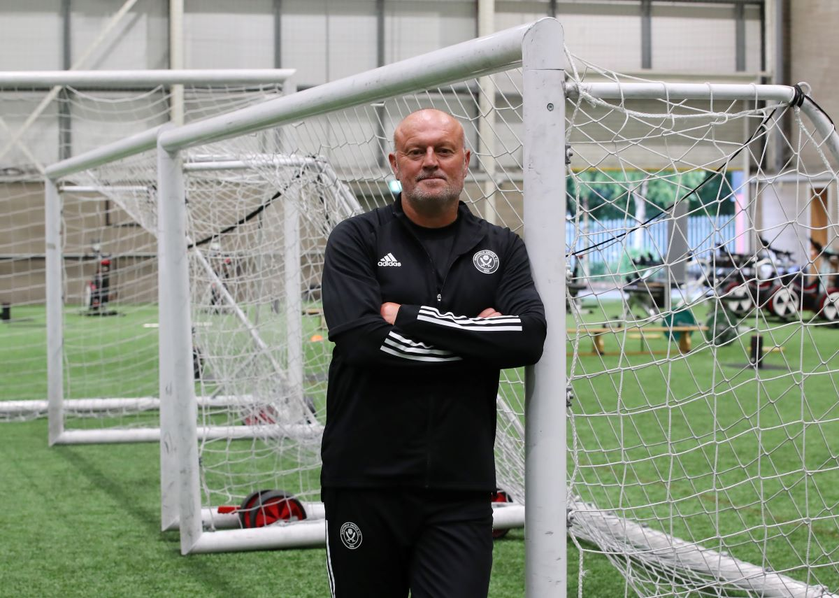 Sheffield United's new head coach, Neil Redfearn