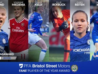 PFA Bristol Street Motors Player of the Year shortlist
