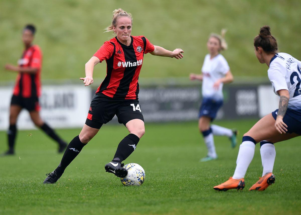 Sarah Kempson rejoins Lewes
