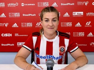 Sheffield United's new signing, Sophie Walton