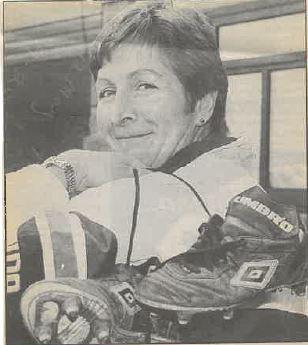 Valerie Hoyle - Lifetime Achievement Award winner