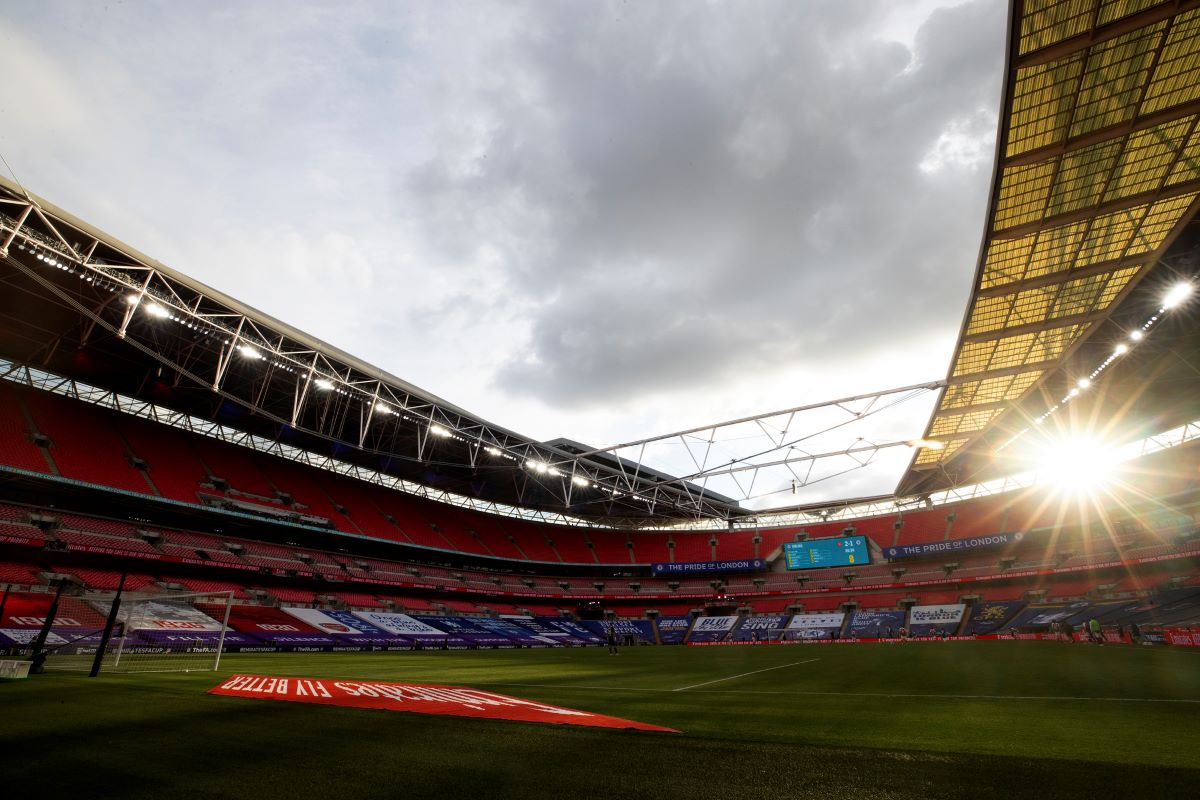 Wembley to host Community Shield double header