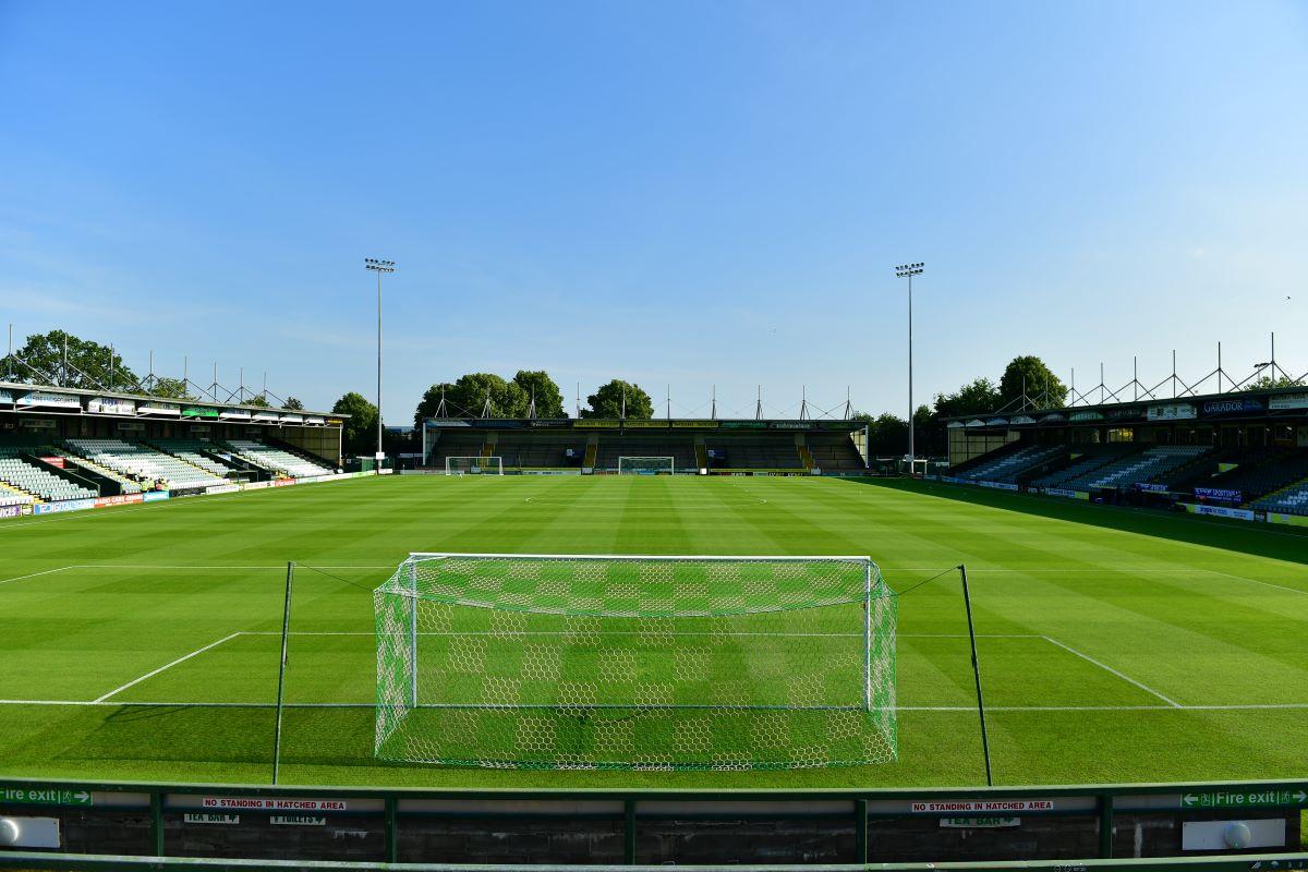 Yeovil Town FC's Huish Park