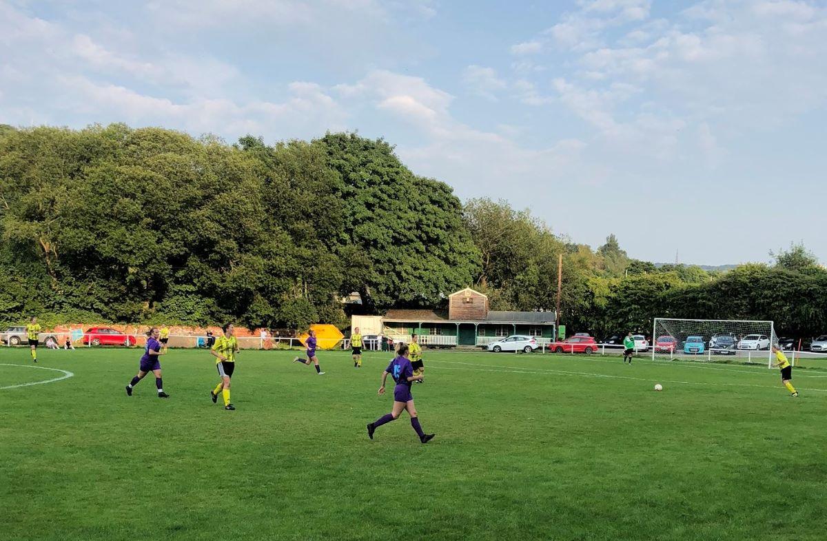 Brighouse Sports v Huddersfield Amateurs