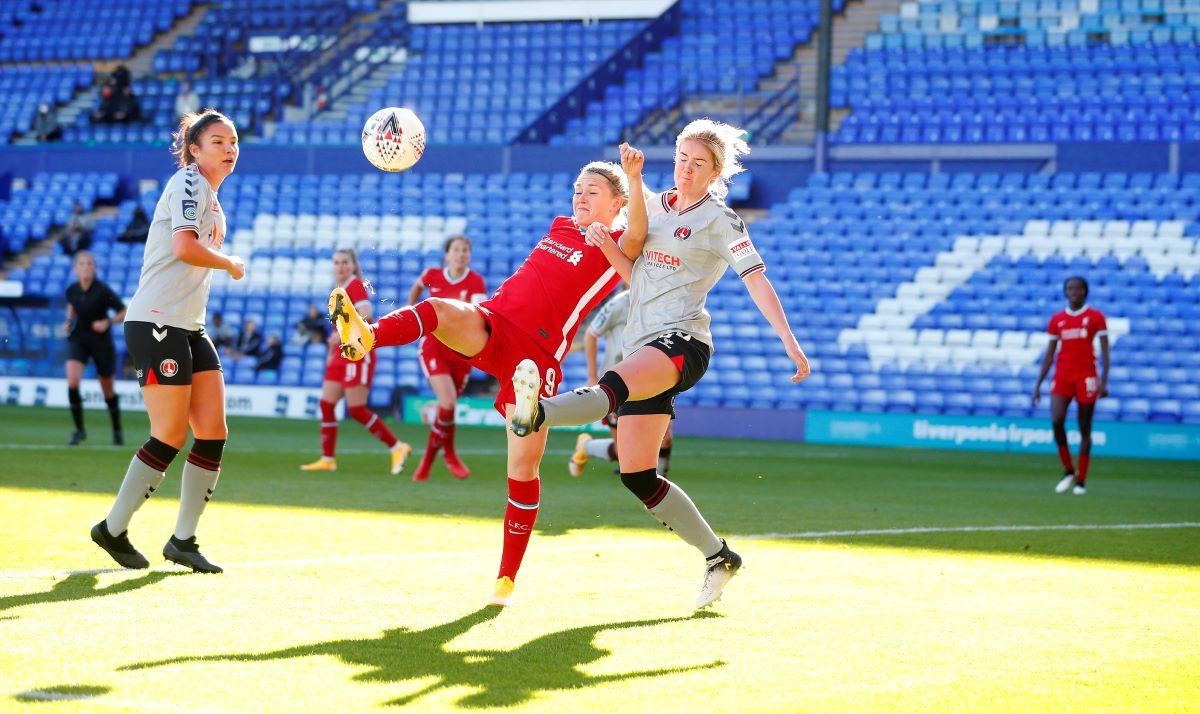 Liverpool beat Charlton 4-0