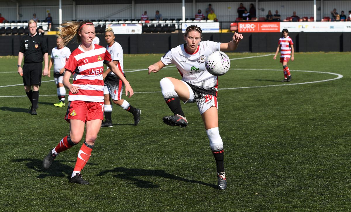 Boldmere and Doncaster Rovers Belles draw