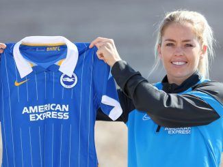 Brighton's mew loan signing, Denise O'Sullivan