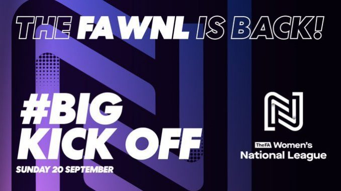 FA WNK big kick off