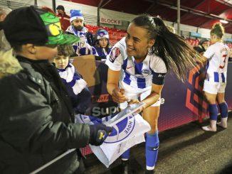 Bristol City loan signing, Laura Rafferty