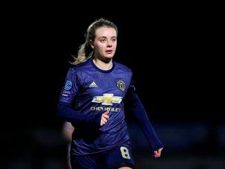 Birmingam City's latest signing, Mollie Green
