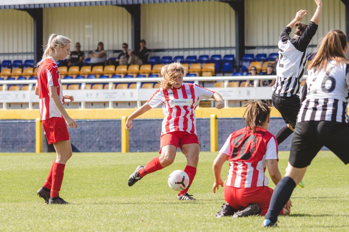 Shifnal Town won 6-2 at Wyrley.