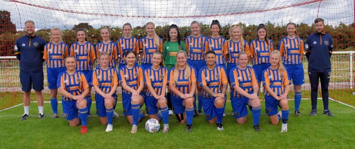 Shrewsbury Town squad