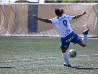 UDG Tenerife's Cristin Martin-Prieto