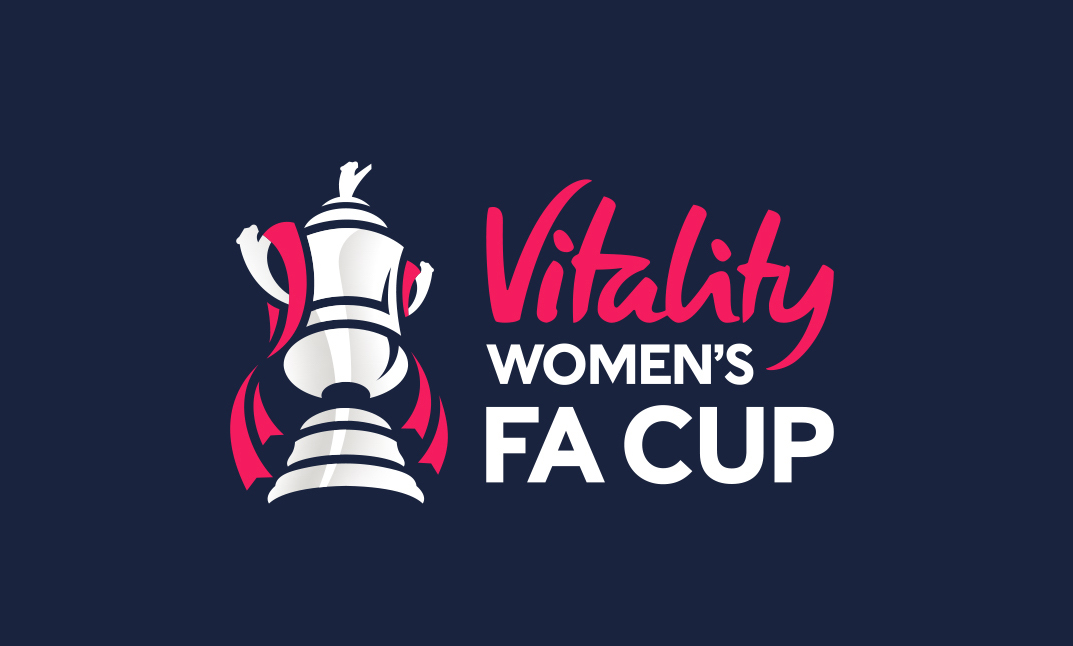 Vitslity Women's FA Cup logo