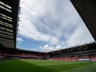 Sheffield United FC's Bramall Lane groubd