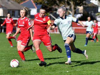 Briton Ferry Llansawel Ladies v Cardiff City Women