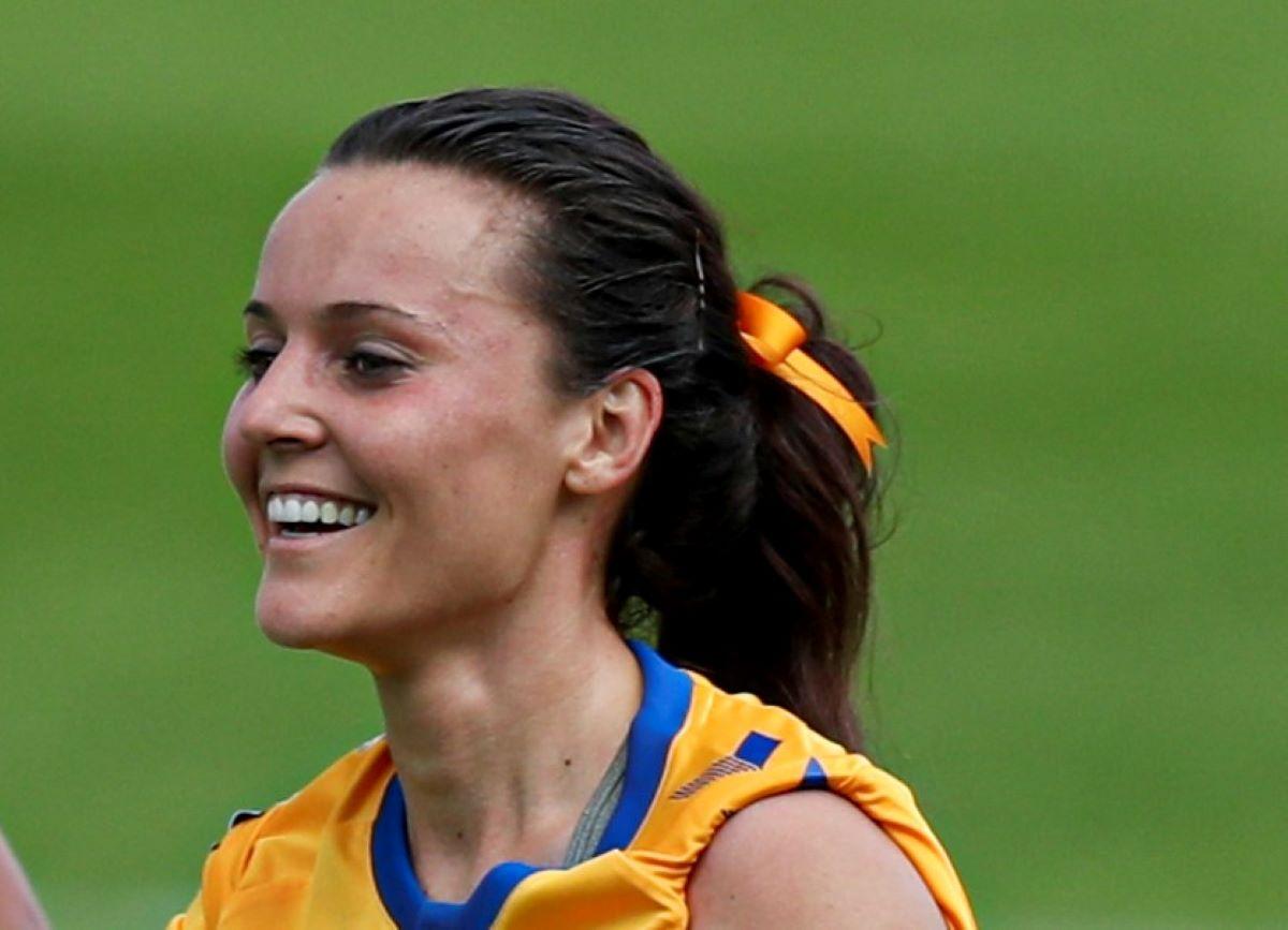 Everton's two-goal Hayley Raso