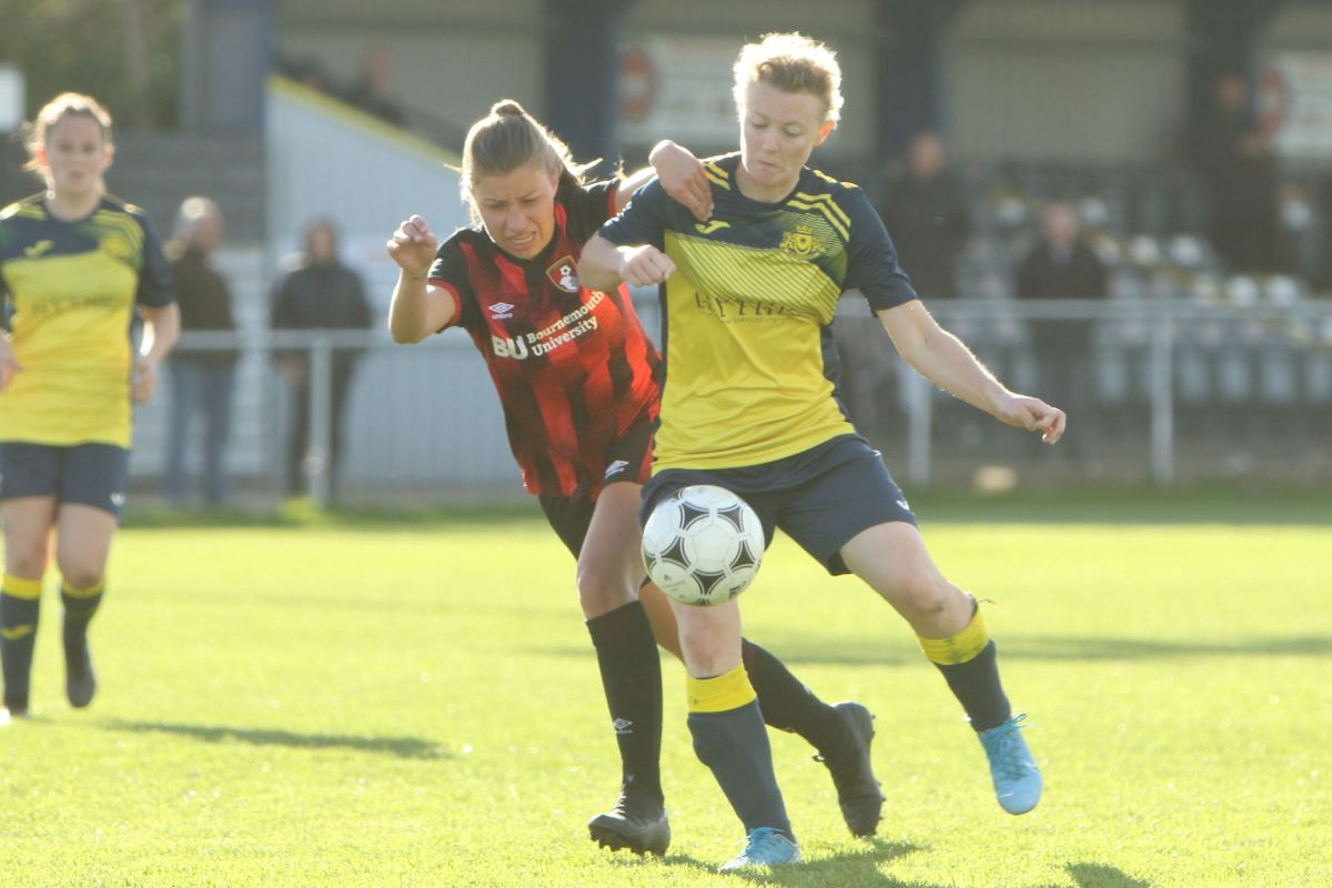 Moneyfields v AFC Bournmouth