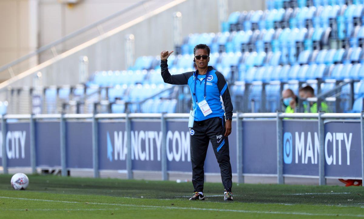 Barclays FA WSL MOTM, Hope Powell