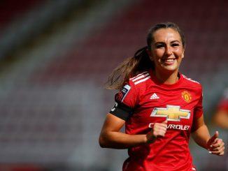 Man Utd's Kate Zelem