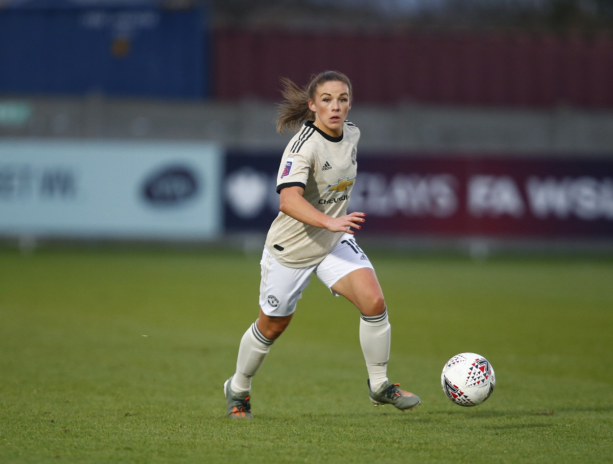 Kirsty  in Sotland squad for second time