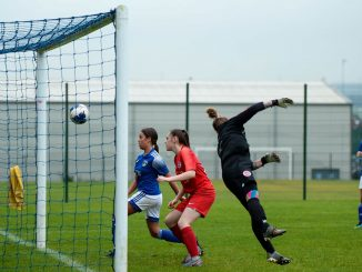 Lisburn Rangers readched the last eight