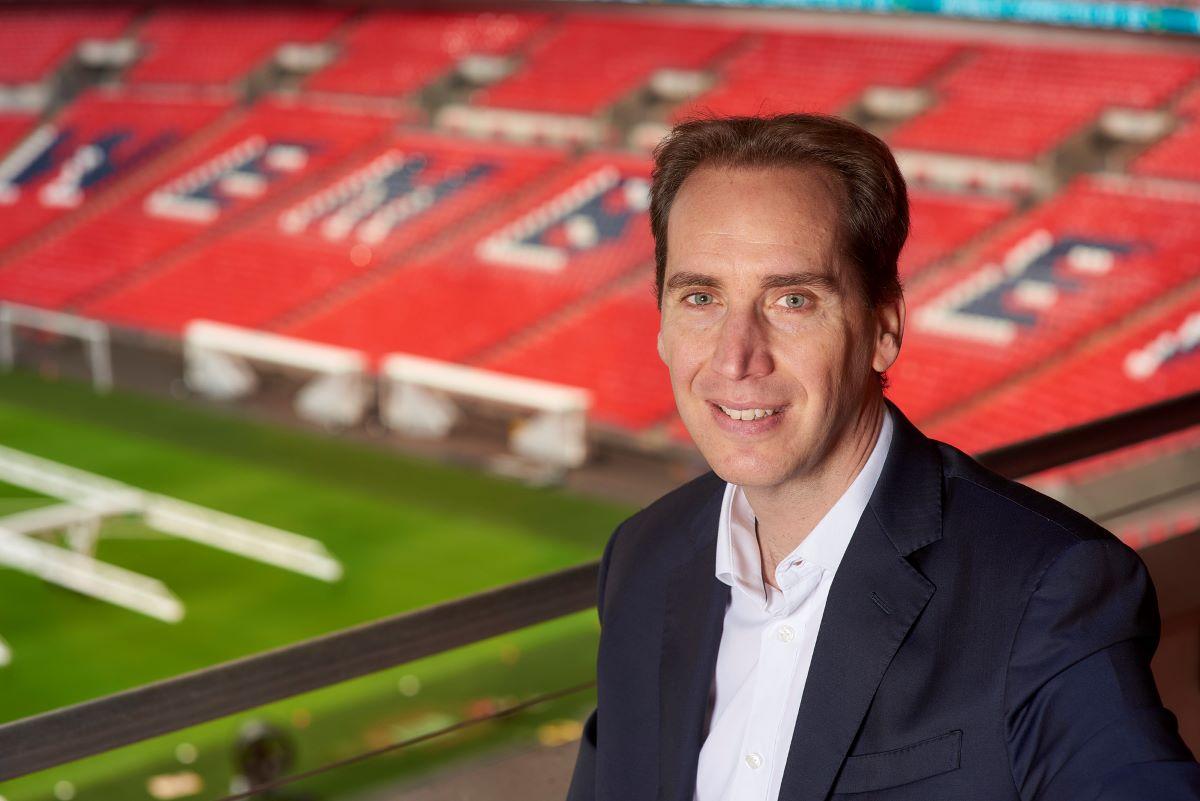 Mark Bullingham The FA CEO