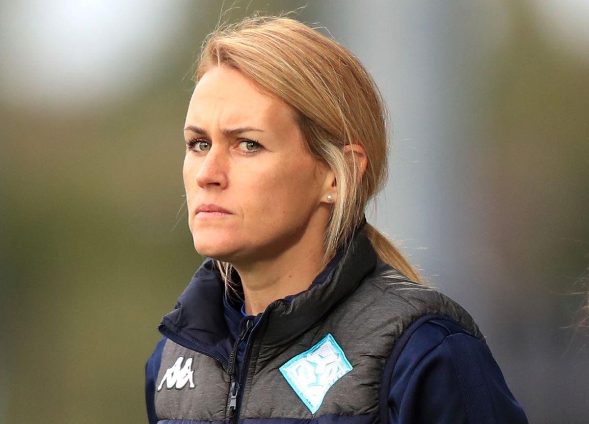 London City Lonesses' newhead coach, Melissa Phillips