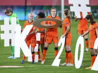 Netherlands qualify for #WEURO2020