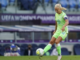 UEFA Women's Player of the Year, Pernille Harder
