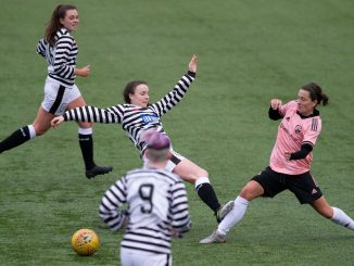Queens Park v Glasgow Women
