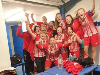 Sunderland West End celebrate