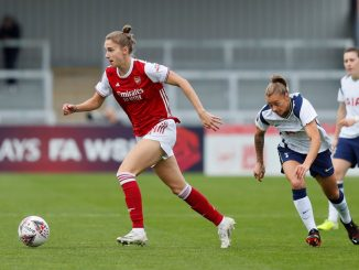 Arsenal's Vivianne Miedema became the allt-ime top WSL goal-scorer