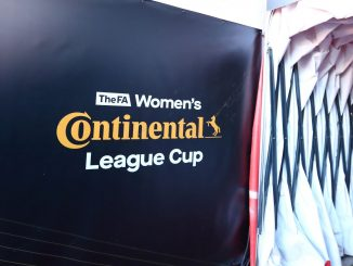 Conti Cup branding