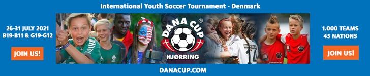 Dana Cup 2021 Tournament