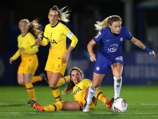 Chelsea goalscorer, Erin Cuthbert
