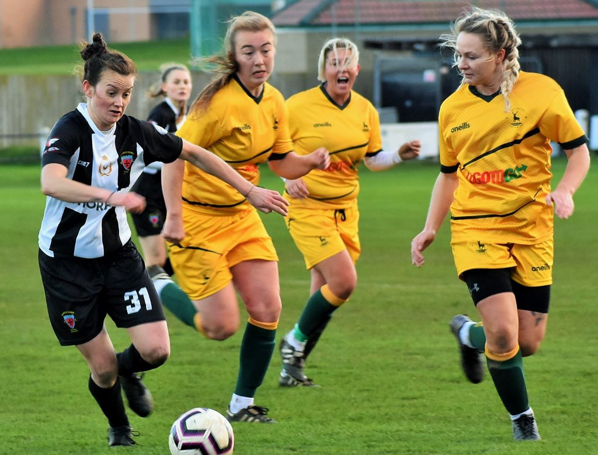 Hartlepool United held by Alnwick Town