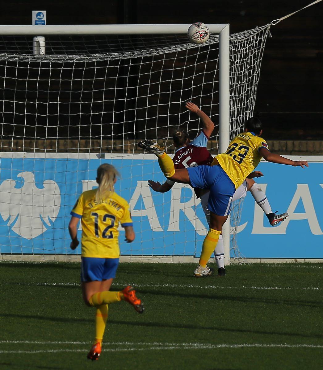Riannaj Jarreett nets Brighton winner