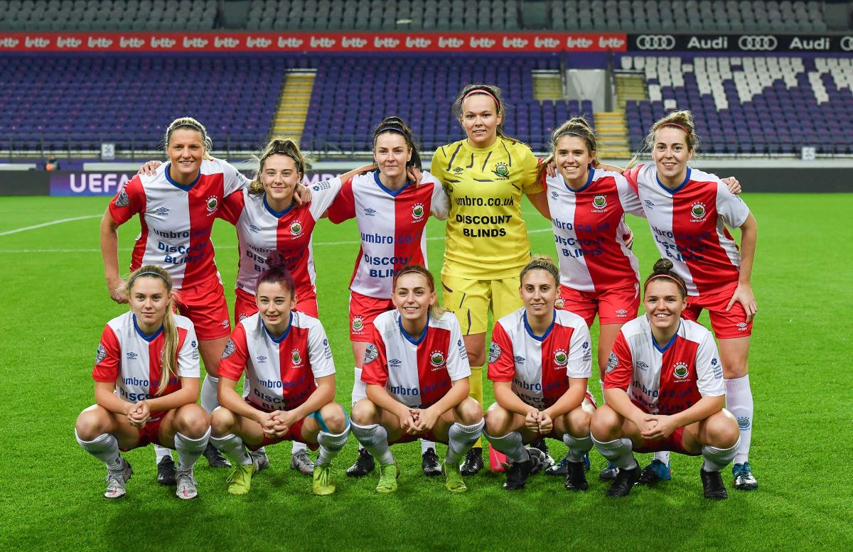 Linfield Ladies