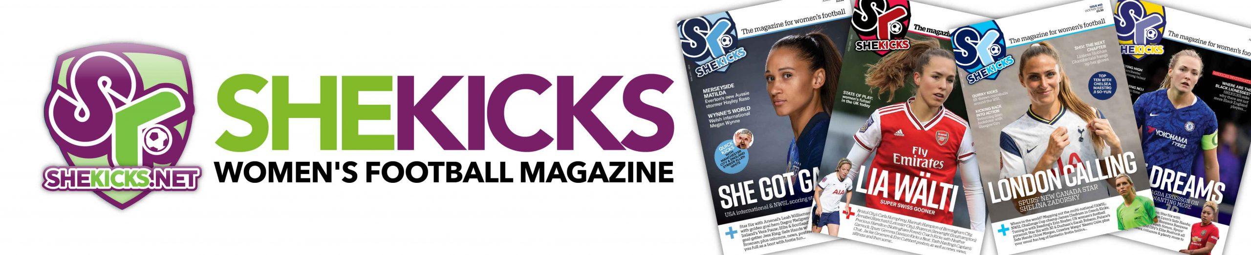 SheKicks