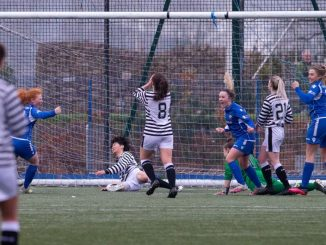 St Johnston score against Queen's Park