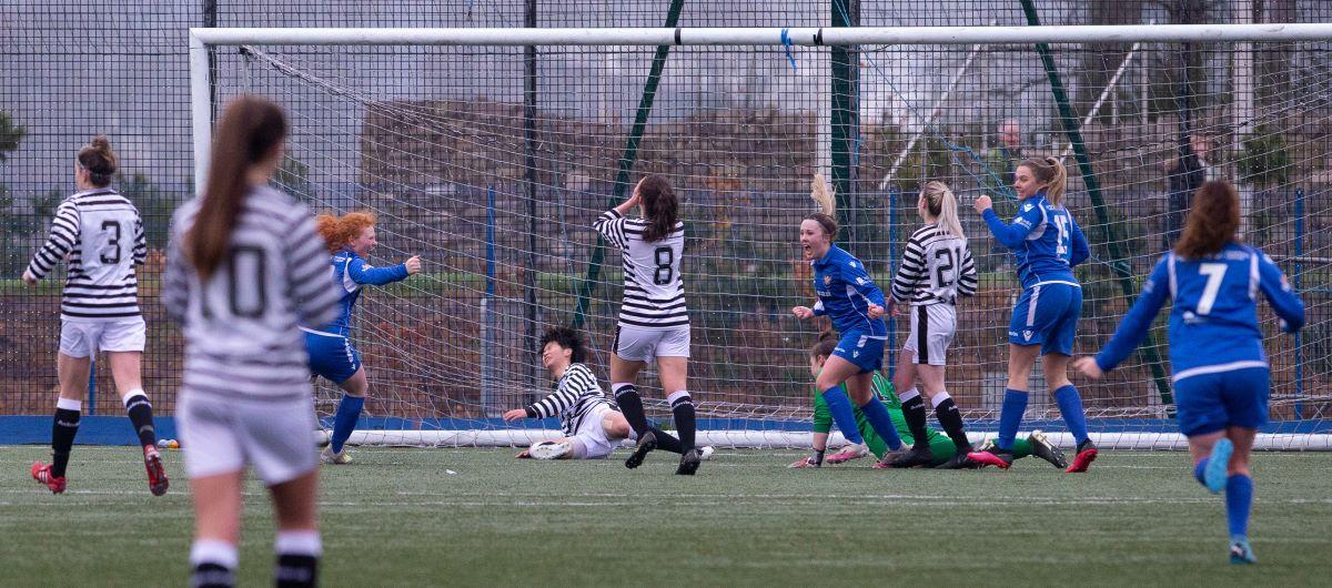 St Johnston score against Queen's Park