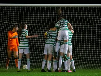 Celtic win with late penalty