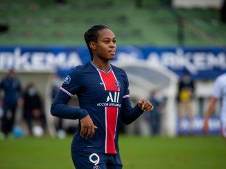 PSG match-winner, Marie Antoinette Katoto