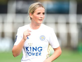 Aimee Everett netted Leicester City's winning penalty