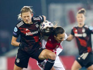Ajax v Bayern Munich